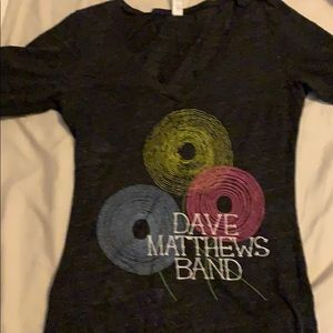 Tops - Dave Matthews Band Shirt